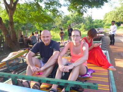 Bamboo Train – místní přeprava vlakem