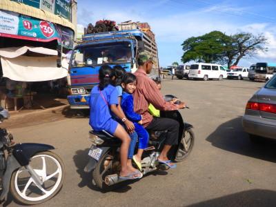 Smiling town – Kampong Chhnang