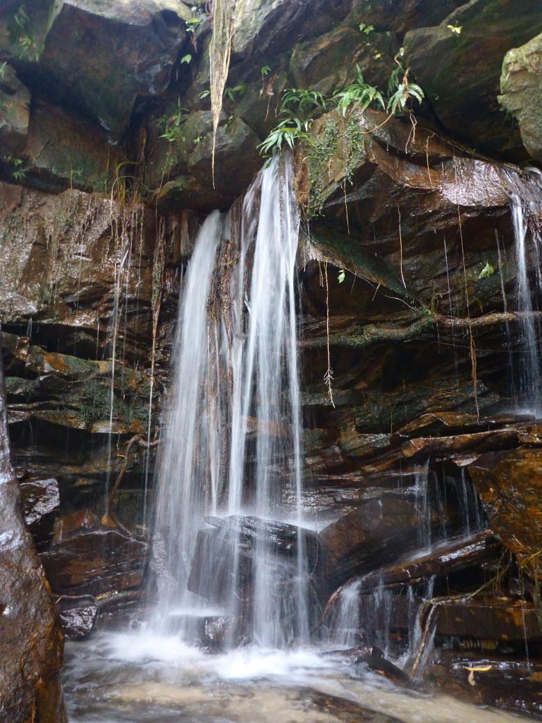 Výlet na vodopády