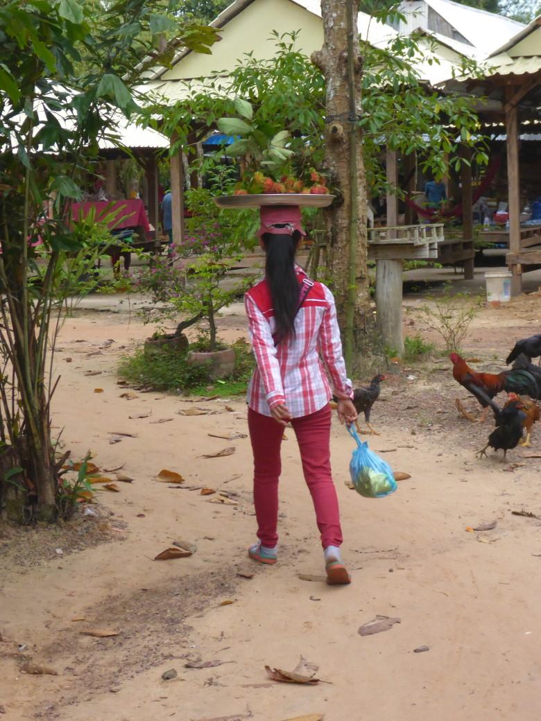 Oblečení: Kambodža x Česká Republika