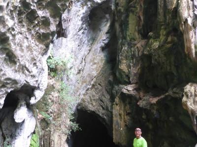 Jeskyně Thajsko
