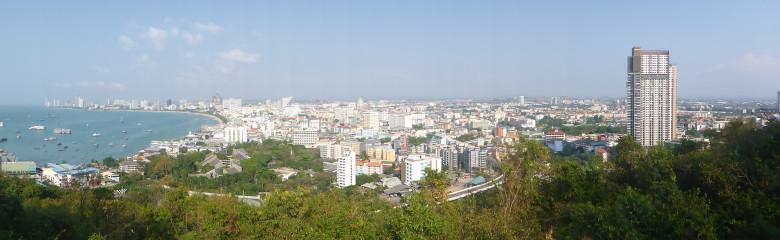 Město hříchu – Pattaya