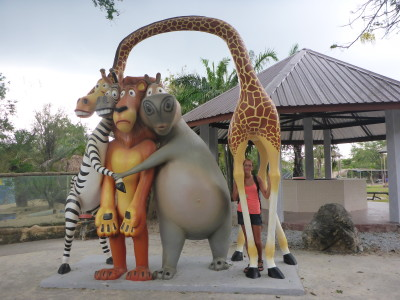 Khao Kheo Open Zoo